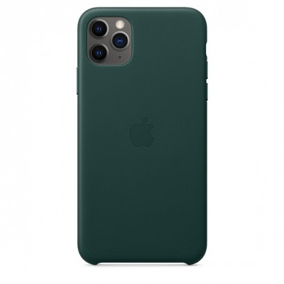 Кожаный чехол для iPhone 11 Pro Max
