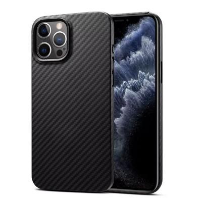 Чехол карбоновый для iPhone 12 Pro