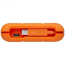 Внешний жесткий диск с Thunderbolt LaCie 2TB Rugged Thunderbolt USB-C