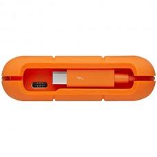 Внешний жесткий диск с Thunderbolt LaCie RAID  4TB Rugged Thunderbolt USB-C