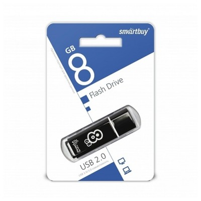 Флешка SmartBuy Flash Drive 2.0 8Гб