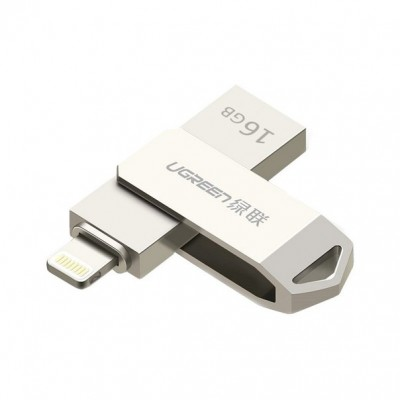 Флешка USB-Lightning UGREEN 32Gb