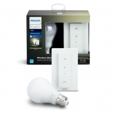 Комплект Philips Hue White Wireless dimming kit E27