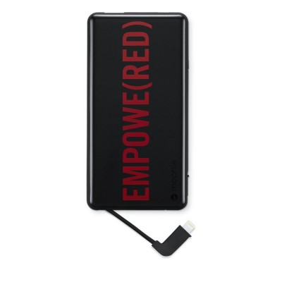 Mophie Powerstation Plus Universal Battery (PRODUCT)RED,  6000mAh