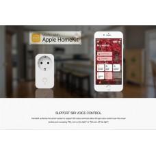 Умная розетка с поддержкой Apple HomeKit