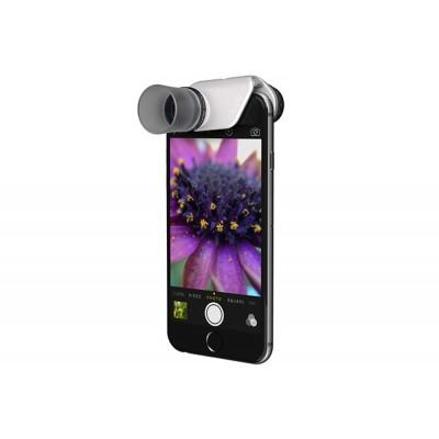 Макрообъектив OlloClip Macro Pro Lens для iPhone 7/7 Plus