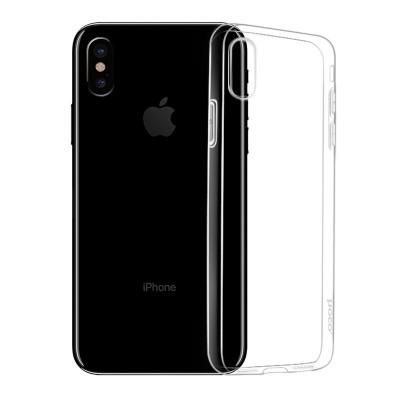 Чехол прозрачный TPU для любой модели iPhone