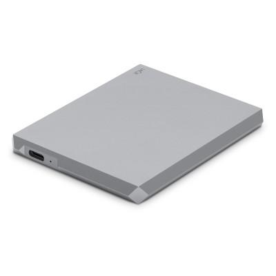 Высокопроизводительный внешний SSD‑накопитель LaCie Mobile ёмкостью 500 ГБ с подключением к USB-C, USB 3.0