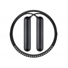 Умная скакалка Tangram Smart Rope черная