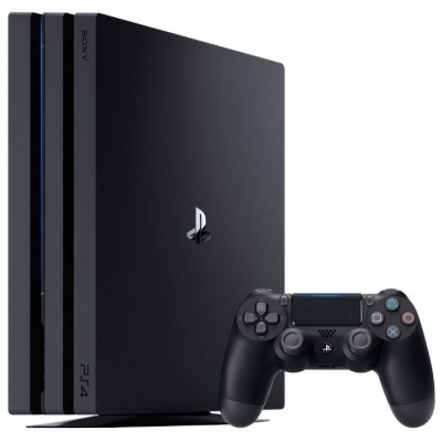 Sony PlayStation 4 Pro 1TB Black
