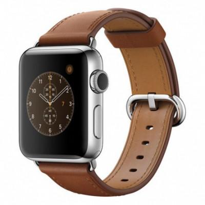 Ремешок Apple Classics Buckle Brown 40mm (no box)