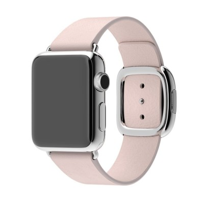 Ремешок Apple Modern Buckie Pink 40mm (no box)