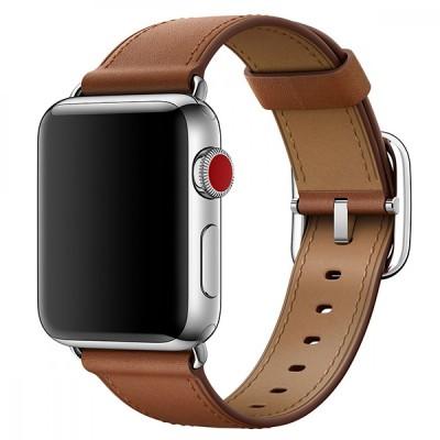 Ремешок Apple Classics Buckle Brown 40mm