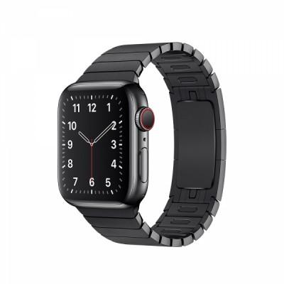 Ремешок Apple Link Bracelet Black 40mm (no box)