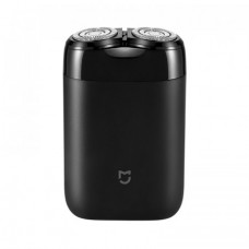 Электробритва Xiaomi Electric Shaver Rotary Double Head Black