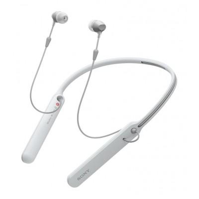 Беспроводные наушники Sony WI-C400 White