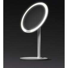 Зеркало косметическое настольное c подсветкой  Xiaomi